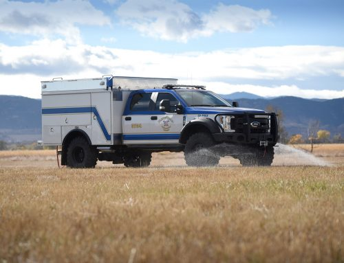 Platte Valley, CO Type 6 Wildland Truck