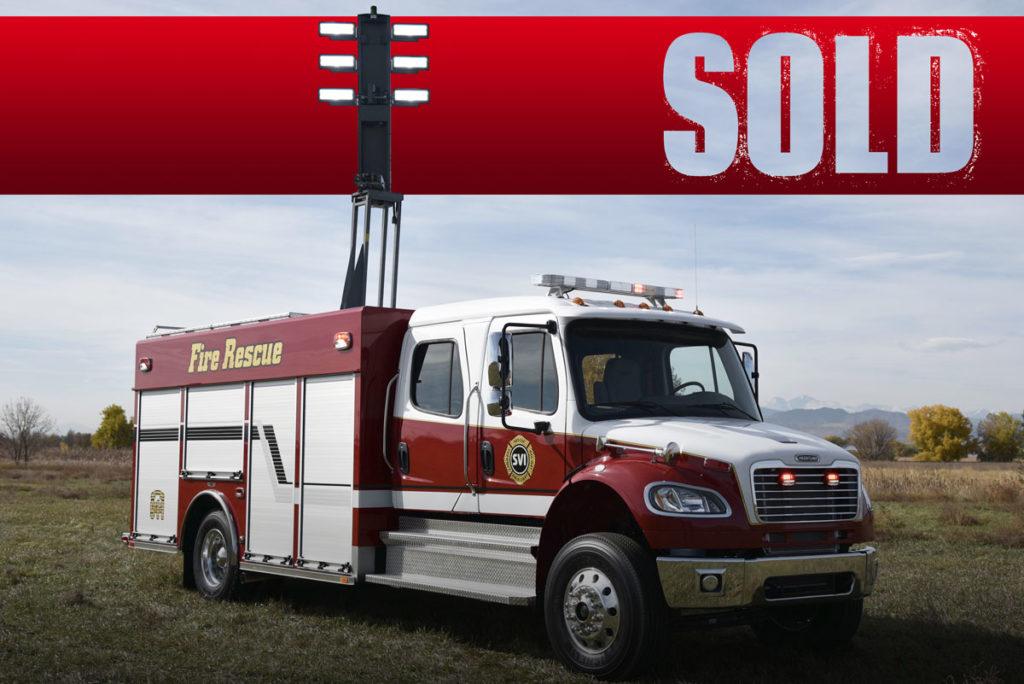 Medium Rescue Sold