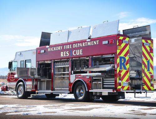 Hickory, NC Heavy Rescue #1107